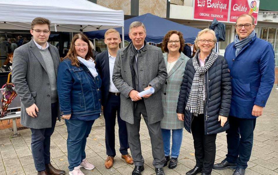 Feierstunde der CDU Ibbenbüren zum Tag der Deutschen Einheit