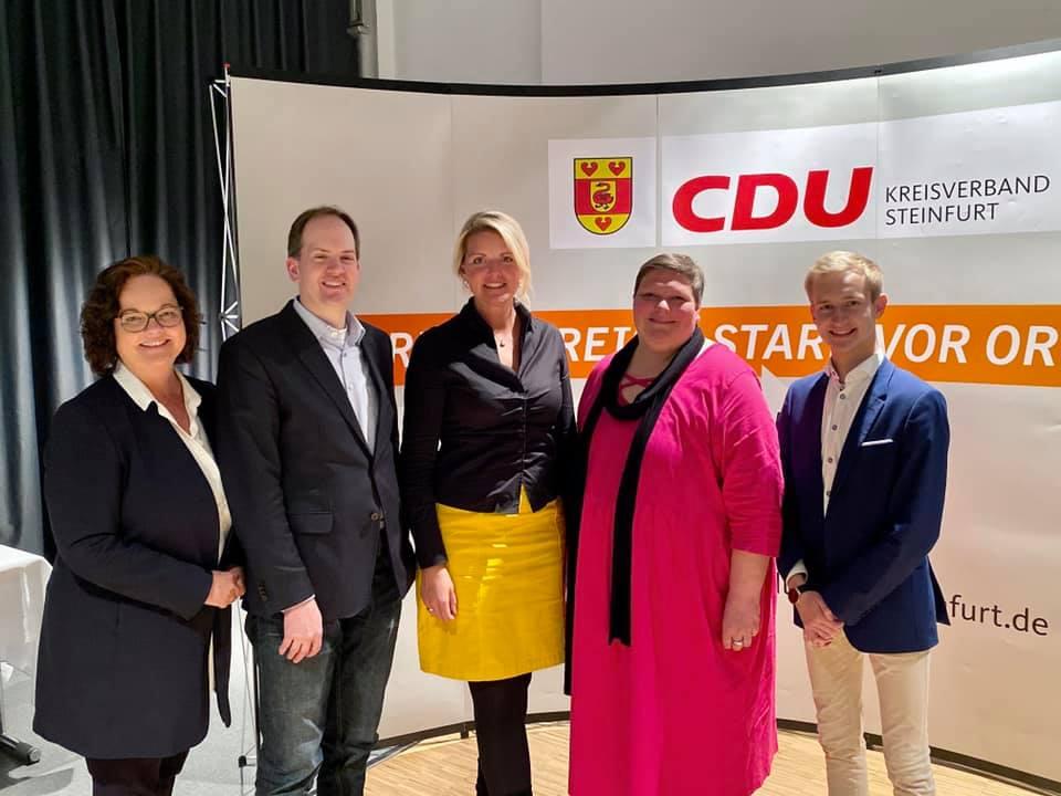 54. Kreisparteitag der CDU des Kreis Steinfurt in Emsdetten