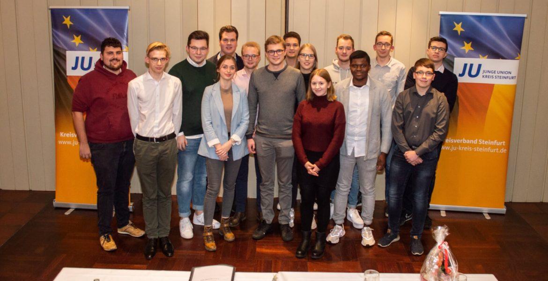 Kreisversammlung der Jungen Union im Kreis Steinfurt