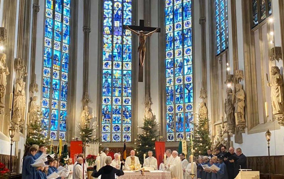 Auftakt 500-Jahr-Jubiläum der Kirche St. Dionysius