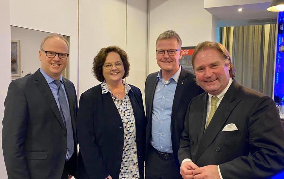 Finanzpolitische Fachtagung des CDU-Kreisverbandes mit Minister Lutz Lienenkämper MdL
