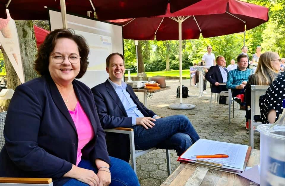Aufstellung der CDU-Kandidaten für die Kommunalwahl 2020 in Rheine