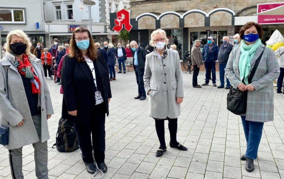 Festakt zum Tag der Deutschen Einheit in Ibbenbüren