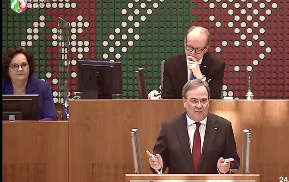Schriftführerdienst im Landtag