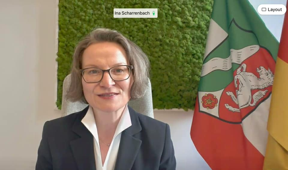 CDU Kreisverband diskutiert mit Ministerin Scharrenbach