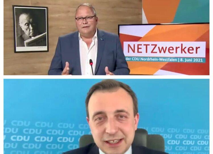 Wahlnachlese mit Generalsekretären aus Bund und Land