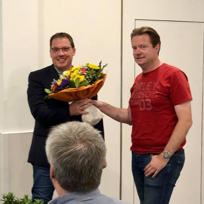Bernd Willbrandt neuer KPV-Kreisvorsitzender