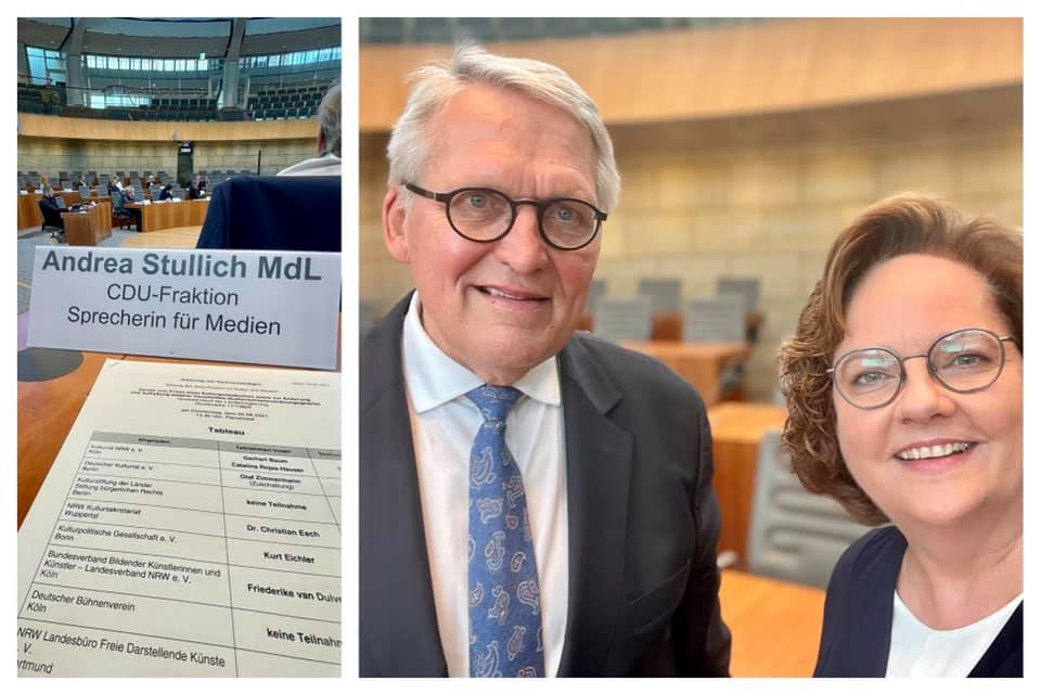 Anhörung zum Kulturgesetzbuch im Landtag