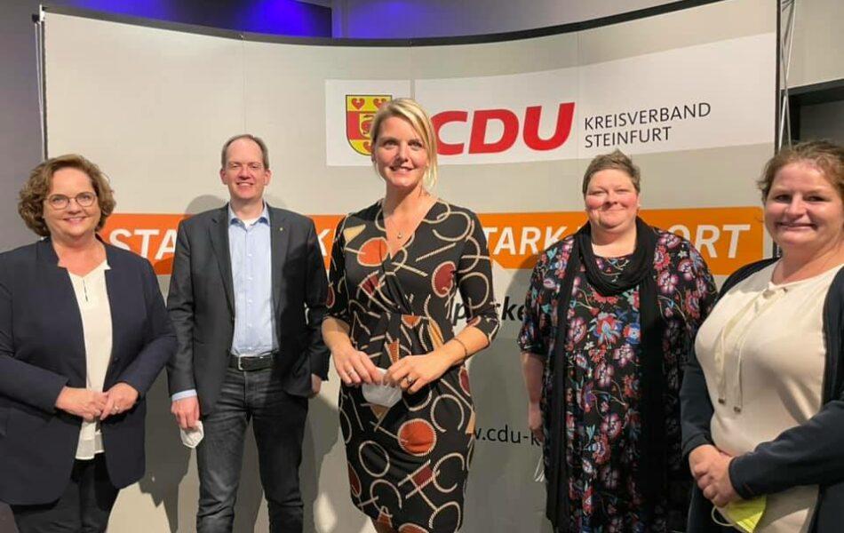 56. Kreisparteitag der CDU im Kreis Steinfurt