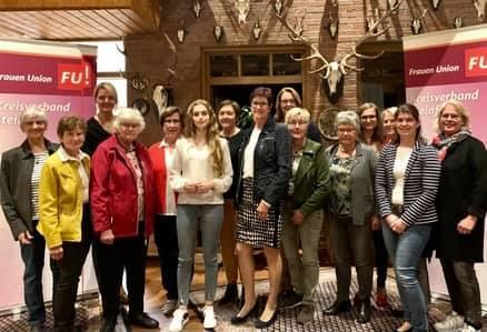 Mitgliederversammlung der Frauen Union im Kreis Steinfurt