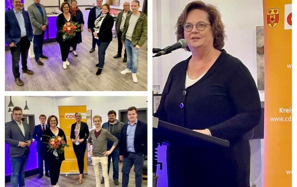 Nominierung für die Landtagswahl im Wahlkreis 81 – Steinfurt II