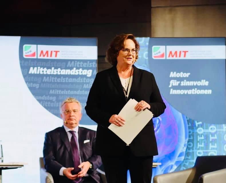 Mittelstandstag der Mittelstands- und Wirtschaftsunion NRW